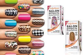 i tried it sally hansen real nail polish strips