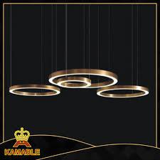 <b>China</b> Interior <b>Modern</b> Antique Brass Stainless Steel LED <b>Hanging</b> ...