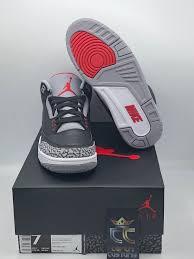 Air Jordan Shoes Size Chart