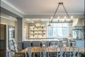 linear dining room chandeliers linear dining room lighting oval wood trestle dining table with white of linear dining room chandeliers