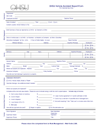car insurance sample with accident report template pdf and insurance card