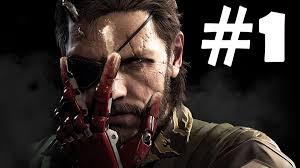 Metal Gear Solid V Gameplay Walkthrough Part 1