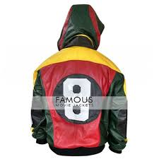 8 ball michael hoban vintage er jacket