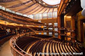 Walt Disney Theater Orlando Seating Chart Walt Disney