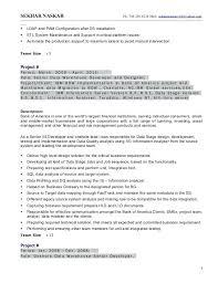 Etl Developer Resume New 80 Best Teradata Resume Sample Transvente Com