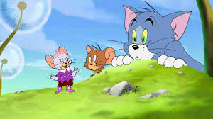 Tom & Jerry - Background Tom And Jerry - 1920x1080 - Download HD Wallpaper  - WallpaperTip