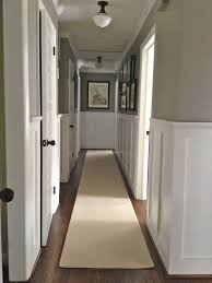 Inspiration about Interior Short Black And White Striped Hallway Runner  Rugs With With Striped Runners For