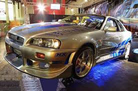 nissan skyline fast and furious 6. 1999 nissan skyline r35 gtr one of paul walkeru0027s favorite vehicles fast and furious 6 u