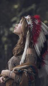 Beautiful Native American 4K Ultra HD ...