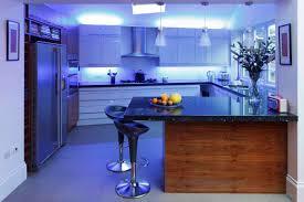 Kitchen Unit Led Lights Kitchen Room 2017 Kitchens Remodeling Layouts Mini Black Wooden