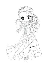 Coloring Pages Disney Princesses Princess Colouring Princess