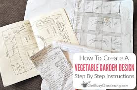 Gardening, but with emojis and less time 🌿. How To Design A Vegetable Garden Layout Get Busy Gardening
