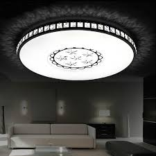 ultra thin surface mounted modern led ceiling light for living room kids bedroom kitchen home