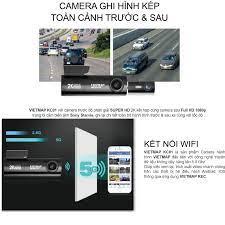 Kèm Thẻ Nhớ 128Gb] Camera Hành Trình Vietmap KC01