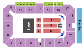 Enmax Centrium Seating Chart Buy We Will Rock You Tickets Front Row Seats