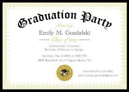 Graduation Invitation Templates For Photoshop Perfect Free