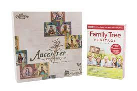 Genealogy Charts Crossword Amazon Com Genealogy Software Genealogy Game Bundle Kit