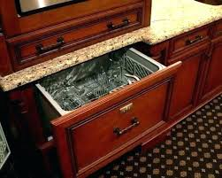 how to secure dishwasher under granite countertop dishwasher