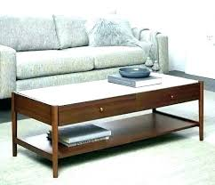living room coffee outstanding small table ideas narrow popular tray best casual design set