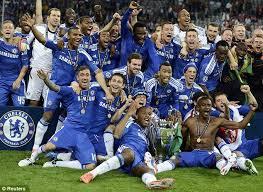 Chelsea fc celebration premier league trophy 2016/2017. Pin On Chelsea