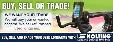 Nolting ® Longarm Machines: The Original Quilting Machine & IntelliQuilter Machines. Computerized Quilting Systems - IntelliQuilter ·  Buy, Sell or Trade Adamdwight.com