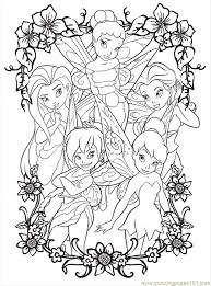 In this site you will find a lot of tinkerbell coloring pages, picture coloring, and coloring printable in many kind of pictures. Disney Fairy Coloring Pages Coloring Home