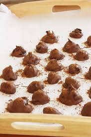 chocolate orange truffles by scrummy lane a perfect little homemade gift
