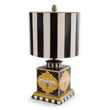 next mackenzie childs item 275 00 queen bee lamp