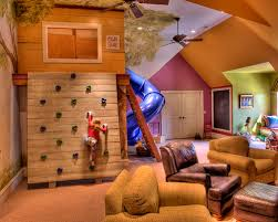 Plain Kids Tree House Inside Inspiration For A Large Eclectic Genderneutral Room Remodel Throughout Modern Ideas