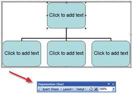 Blank Organizational Chart Template Prepare An Instant Organizational Chart