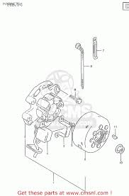 rotor assy fits rm250 2000 y order at cmsnl the rm250 2000 y rotor assy is shown as item 6 2 on the schematic