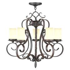 hampton bay 5 light chandelier 3 light chandelier brushed nickel