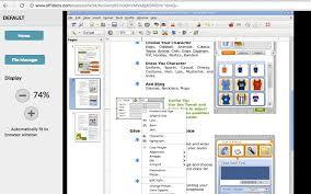Pdf Editor Online Chrome Web Store