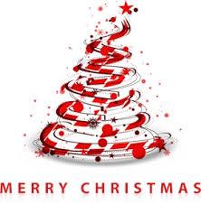 Creative Christmas Tree Logo Vector Ai Free Download