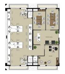 office space layout design.  Office Oscar Freire Design Offices  Planta Juno De 4 Unidades In Office Space Layout U