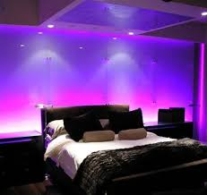 Cool Bedrooms Floor Lighting