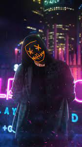 Free Neon Wallpaper Mobile Pictures