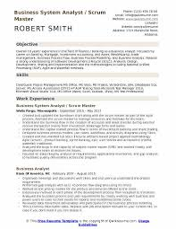 business systems analyst resume business system analyst resume samples qwikresume