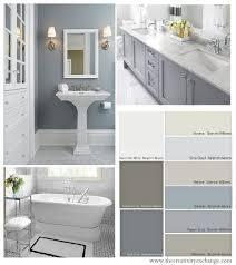 Best 25 Bathroom Colors Gray Ideas On Pinterest  Gray Paint Bathroom Wall Colors