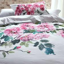 shanghai garden peony bed linen designers guild
