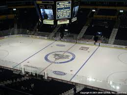 Bridgestone Arena Seat Views Section By Section