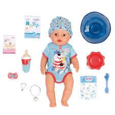 BABY born 43cm Magic Boy   Smyths Toys UK