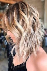 6 cortes de pelo con longitud al hombro