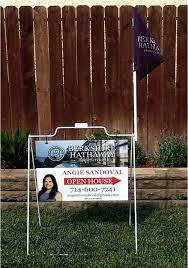 open house signs home depot. Open House Sign Photo Of Paramount Ca United States Custom Printed Signs Home Depot . E