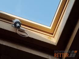 Reparatur Duch Velux Flügelaustausch Dachfenster Retter