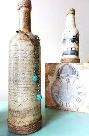 Decorative Wine Bottles Ideas DIY Wine Bottle Projects And Ideas You Should Definitely Try 15