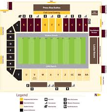 Illinois Seating Chart Football University Of Illinois Football Stadium Seating Chart