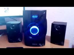 Видеобзор от покупателя на <b>Колонки Defender X420</b> 2.1 (65525)