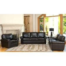 living sofa and ottoman set reviews in lovable leather applied to abbyson palazzo your home design