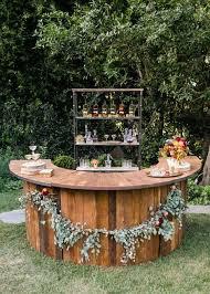 Backyard Wedding Ideas For Fall  Outdoor Furniture Design And IdeasBackyard Fall Wedding